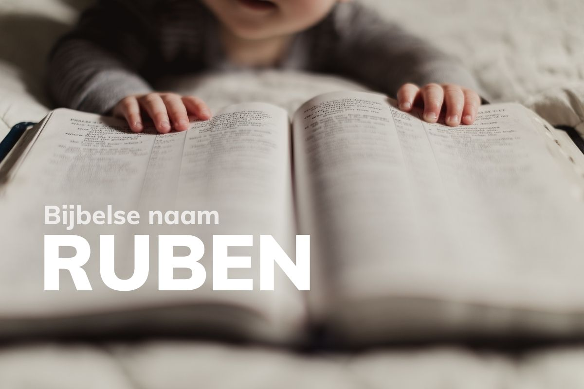 Bijbelse naam Ruben
