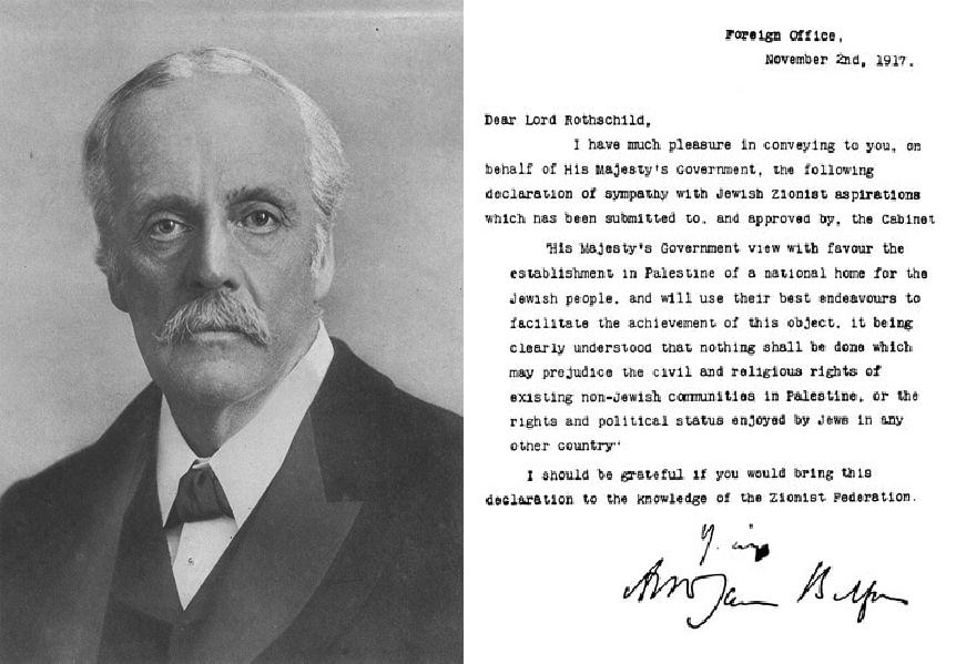 Balfour verklaring