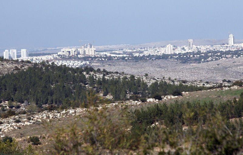 Israël en de bezette gebieden