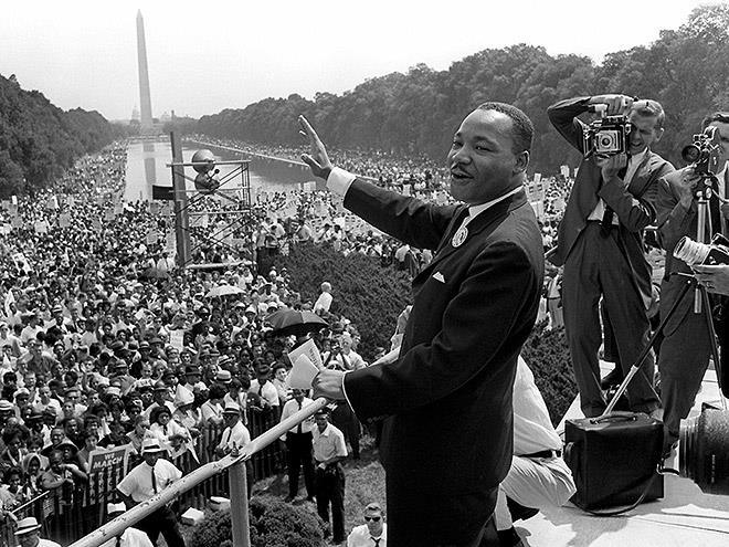 Martin Luther King Israel