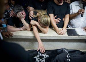 Begrafenis Barkan