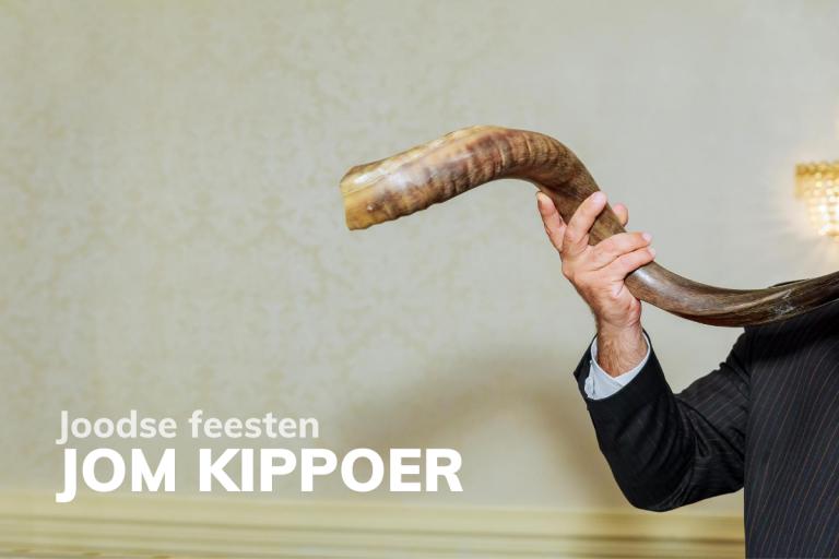 Joods feest - Jom Kippoer