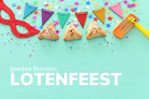 Joodse feesten - Lotenfeest