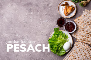 Joodse feesten - Pesach