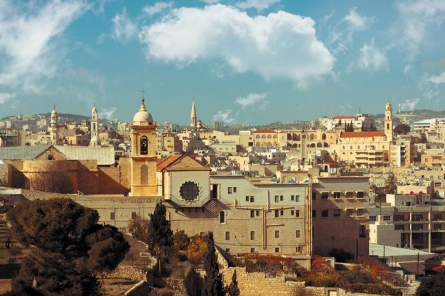 Bijbelse plaatsen - Bethlehem