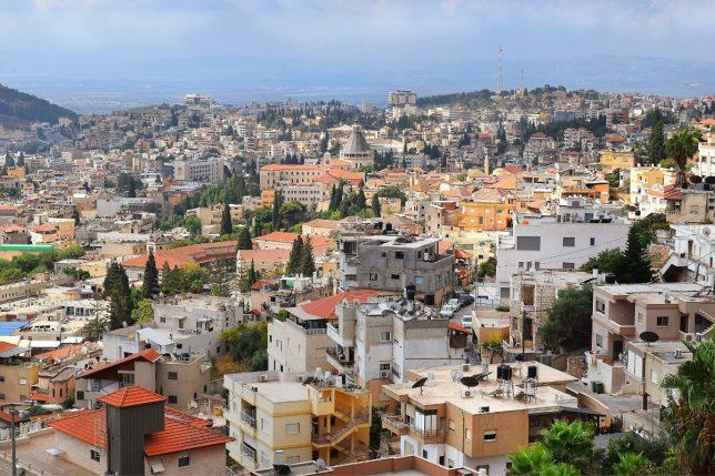 Bijbelse plaatsen - Nazareth