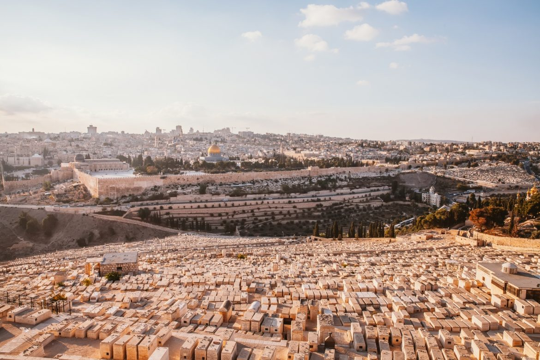 Olijfberg Jeruzalem