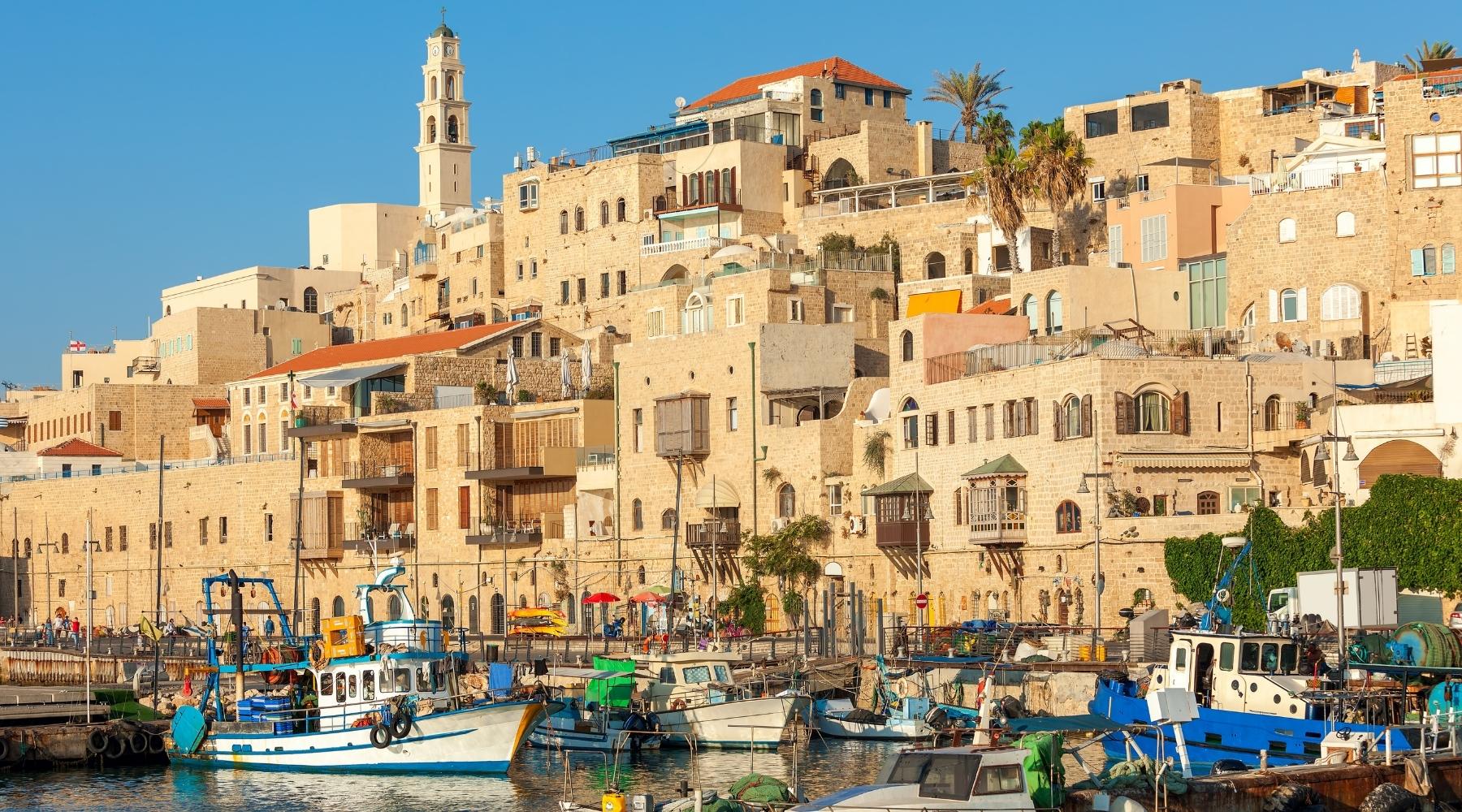 Holy Hotspots: Jaffa