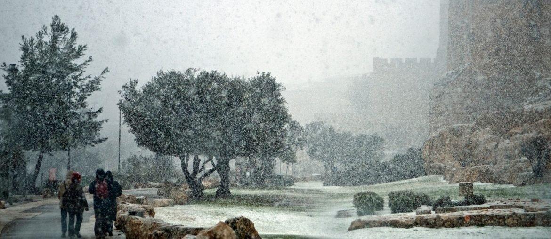 5 bijbelteksten over sneeuw