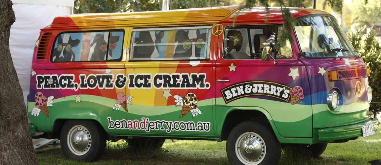 Belachelijk: Ben & Jerry's verkoopt geen ijs meer in delen van Israël