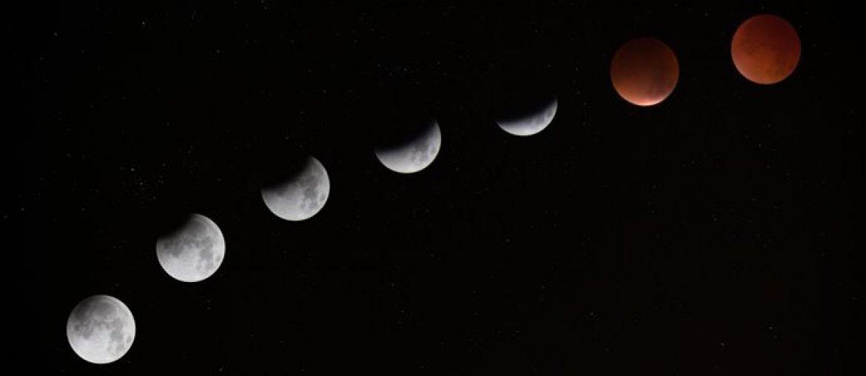 Bloedrode maan eindtijd