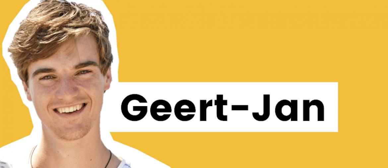 Geert-Jan blogger