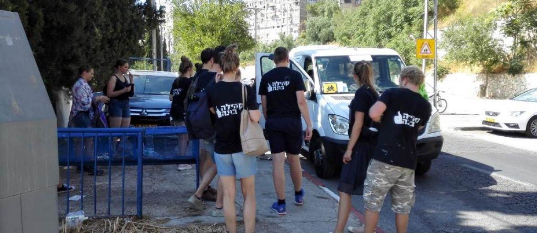 Groepje Kiryat HaYovel