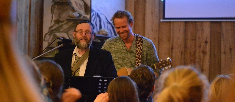 Spreker Rabbijn Shmuel Katz