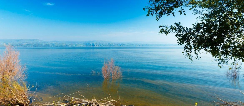 Holy Hotspot: Het meer van Galilea