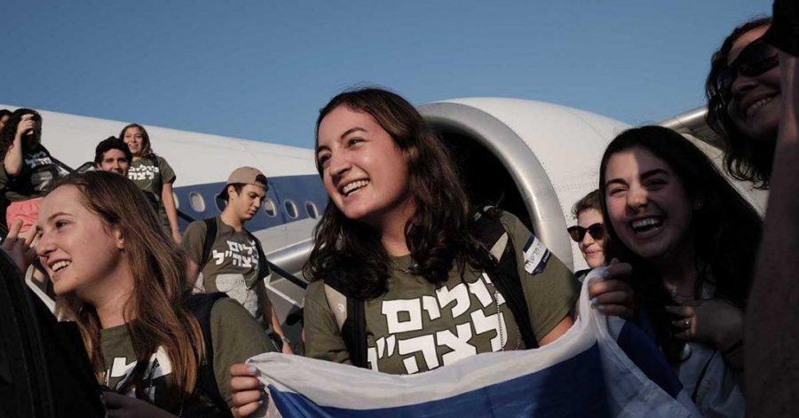 Joden keren terug naar Israel