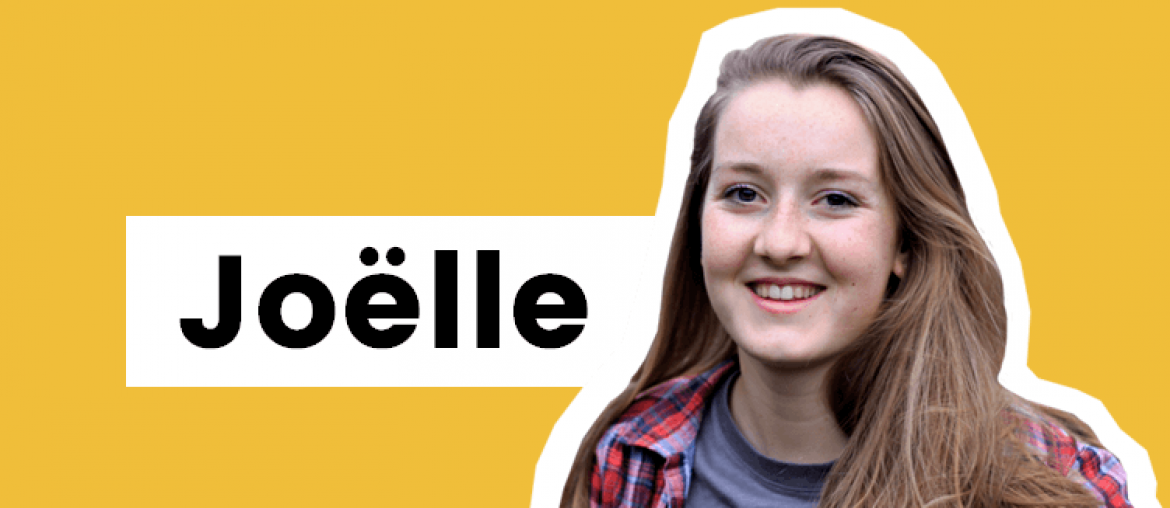 Joeëlle blog header