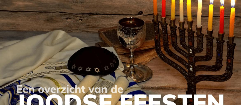Een overzicht van de Joodse feesten