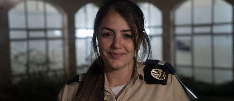 Liz IDF Jeruzalem