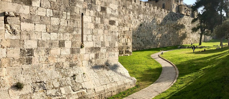 Muren Jeruzalem Unsplash