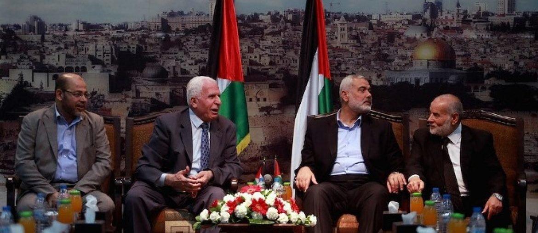 Palestijnse leiders