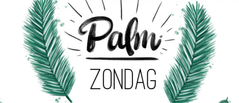 Palmzondag 2017