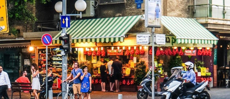 Tel Aviv veganistisch