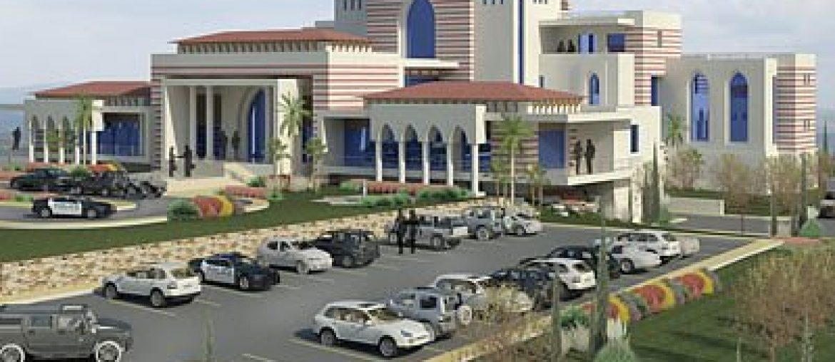 The-Presidential--Guest-Palace-in-Ramallah