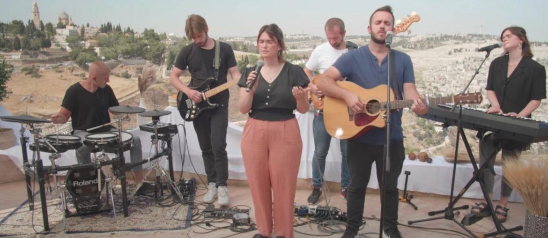 Waymaker in het Hebreeuws 2