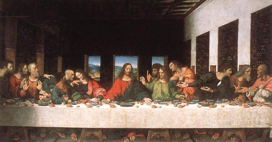 Wie is Jezus - Laatste avondmaal