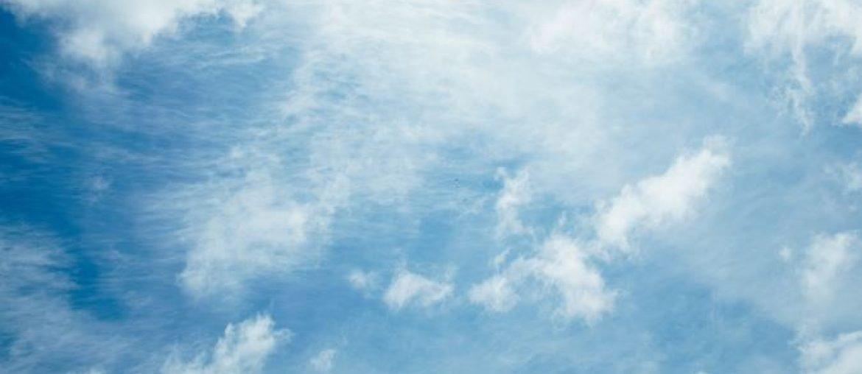 Wolken header