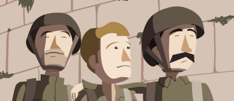 Zesdaagse oorlog video