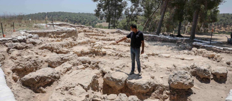 MIDEAST ISRAEL ARCHEOLOGY