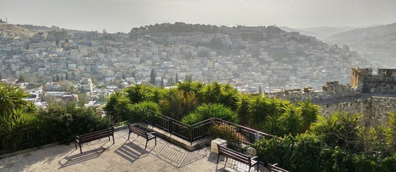 Jeruzalem Olijfberg